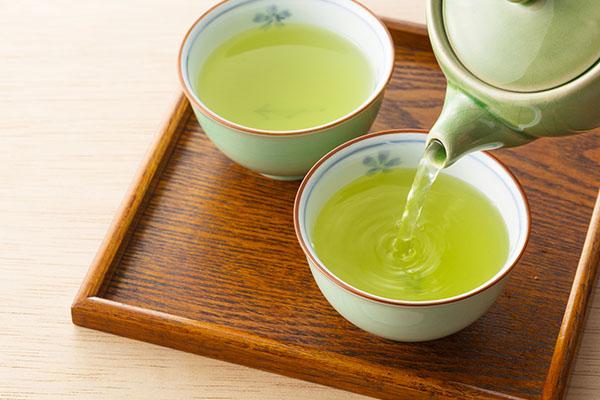 痩せる 食べ物 ランキング 緑茶