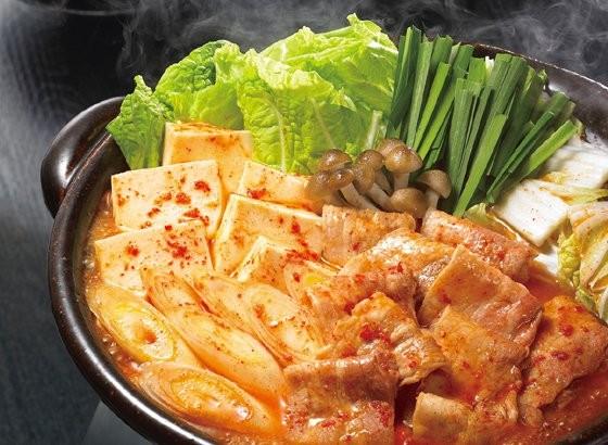 痩せる 食べ物 飲み物 チゲ鍋