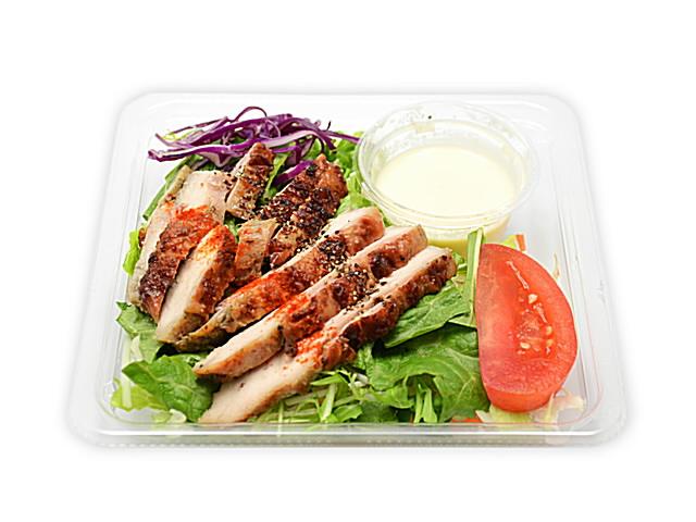 痩せる 食べ物 飲み物 鶏むね肉サラダ