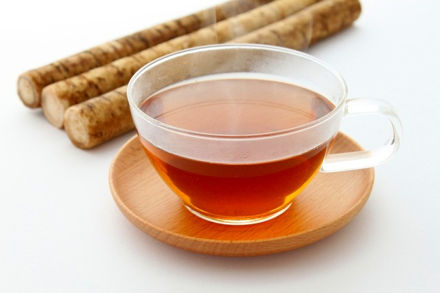 痩る お茶 薬局 ゴボウ茶