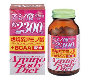 痩る サプリ 口コミ ドラッグストア アミノボディダイエット