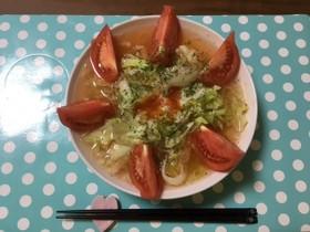 痩る 食事 レシピ エスニックしらたき冷麺